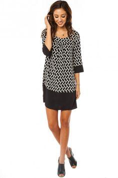 Sarah Jane Shift Dress $45