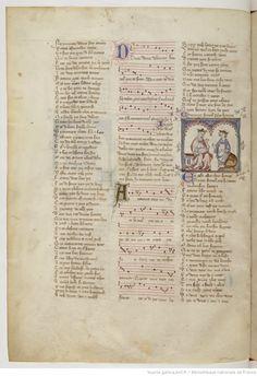 Anc. 6812  Date d'édition :  1301-1400  Français 146   Folio 16v