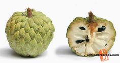 How custard apples are helpful for human beings? It's scientific name, health benefits and nutrition facts. Know complete details about custard apples.   FOOD FACTS : http://www.allfoodsrecipes.com/custard-apples/