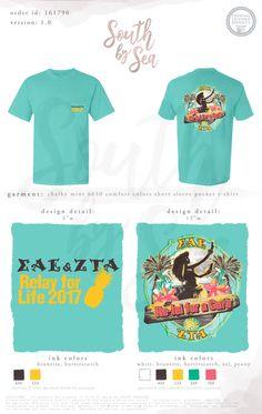 South by Sea | Greek Tee Shirts | Greek Tank Tops | Custom Apparel Design | Custom Greek Apparel | Sorority Tee Shirts | Sorority Tanks | Sorority Shirt Designs | Sorority Shirts | TShirts | Sorority T-Shirts | Classic | Custom Greek TShirts | Greek Life | Sorority Clothes | Sorority T-Shirt Ideas | Custom Designs | Custom | Custom Greek | Sorority | Custom Printed T-Shirts | Recruitment | Tropical | Hawaiian