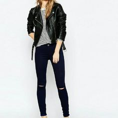Asos Skinny Jeans. NWT. Vila Skinny Jeans. Mislabelled as large but it is a small. ASOS Jeans Skinny