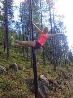 Fitness From The North: Treenata voi missä vaan!