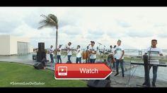 Cumbia Suavecita Los Del Sabor Video musical en vivo VIDEO OFICIAL NUEVO
