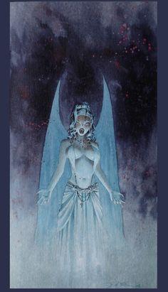 Vampire par Jean-Baptiste Andreae - Illustration