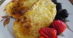 Mystery Lovers' Kitchen: Coconut French Toast - fun for brunch
