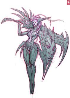 Witch Sword Full PK by Zeronis.deviantart.com on @deviantART