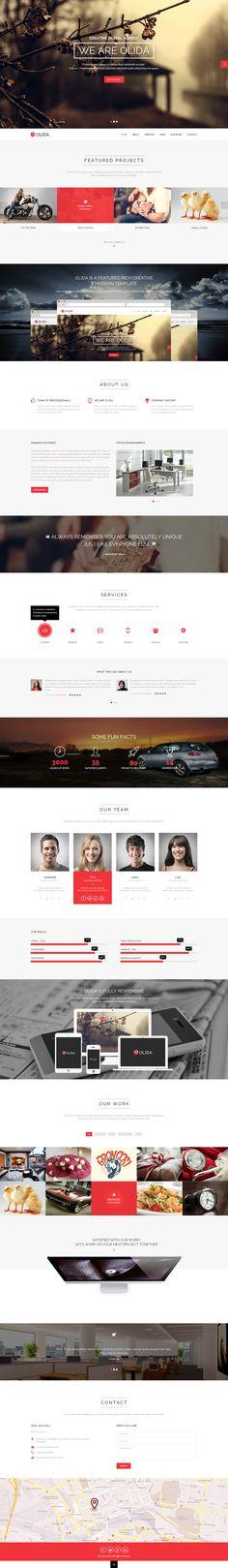 we are olida Web Design Examples, Web Ui Design, Graphic Design Branding, Page Design, Blog Layout, Website Layout, Web Layout, Layout Design, Ui Design Inspiration