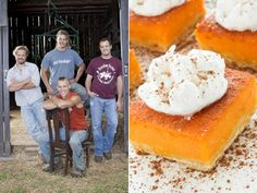 Did you get the King's recipe for Pumpkin Pie Cake?