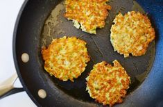 Ok not much taste Healthy Cauliflower Fritters Recipe Low Carb Recipes, New Recipes, Cooking Recipes, Healthy Recipes, Healthy Meals, Healthy Food, Diabetic Meals, Skillet Recipes, Healthy Sides