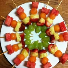 Healthy Food For Kids Birthday Party - Kids Birthday Party Food Recipes | Bash ...