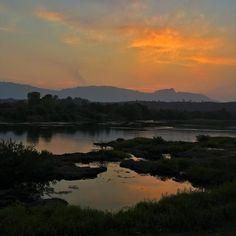 Sahyadri Sunset #sunset #instamumbai #instamaharashtra #weekend #india #ig_captures #sahyadri #iphoneonly #photography #photographer #photooftheday #webstagram #ig_india #nature #naturephotography
