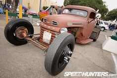 Sweet custom Ford hot rod