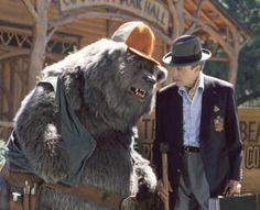 Great movie:  The Country Bears