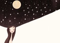 Renia Metallinou #night #girl
