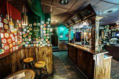 Exterior Design Bar – Home Board Picture Bar Interior Design, Pub Design, Exterior Design, Irish Pub Interior, Irish Pub Decor, Bar A Burger, Coffee House Decor, Bar Shed, Double Doors Interior