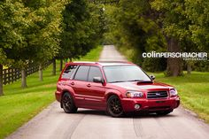 Siid's Forester by Colin Perschbacher, via Flickr