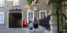 La vie de L'École - EUQ - L'École des Ursulines de Québec