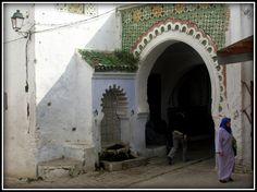 Medina de Tetuán, Marruecos (Maroc, Morocco), Carlos Cuerda