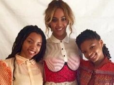 Beyonce and Blue Ivy Rock Their Sunday Best at the White House Easter Egg Roll