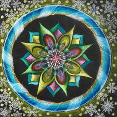 Mandala 72 by hadas64 on DeviantArt