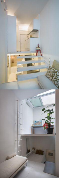 Como reformar un apartamento pequeño / http://www.mycc.es