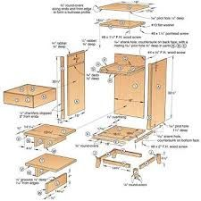 woodworking free plans: woodworking plans cabinet drawer step-by-step plan...