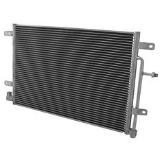 nice AC Condenser AC Air Conditioning Direct Fit for Audi A4 S4 New - For Sale
