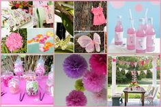 Whimsy & Wise Events: Whimsical Garden Baby Shower