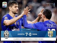 Juventus - Parma 7-0 my favourite game ever.  It will always be in my dvr.