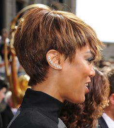 ICYMI: Tyra Banks' Pixie Cut And Jumpsuit Stole The Spotlight At ...