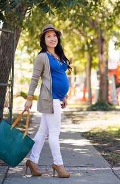 cute & little blog | petite fashion | maternity pregnant bump ...