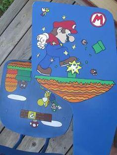 Mario desk