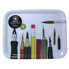 Buy it Now in The Eames Shop Medium Birch Wood Tray - Pens & Pencils - Tableware - Home Accessories @designincolour