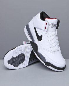Nike Men Nike Air Flight Classic Sneakers - Footwear #Glimpse_by_TheFind