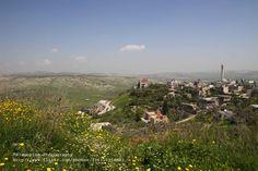 Near Silat ad Dhahr, a Palestinian village