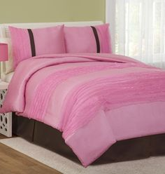 78 Best Pink And Brown Bedding Images Bedding Sets Bed