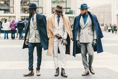 The Latest Street Style Looks From NYFW - Racked