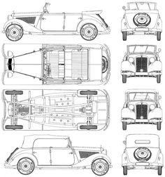 Mercedes benz 170v pickup blueprint blueprint pinterest net car blueprints forum mercedesbenz170v1939 77186g 500535 malvernweather Images