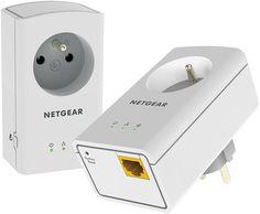 [CATALOGUE GÉNÉRAL 2015] Pack de 2 CPL 500 nano avec prise 1 port: En un clin d'oeil, créez une connexion réseau rapide, sécurisée et fiable, dans les pièces de votre choix. Sécurisez vos connexions en appuyant simplement sur le bouton Push-and-Secure. Idéal pour visionner du contenu multimédia HD ou HD/3D en streaming. Prises filtrées très pratiques pour accroître les performances de votre réseau existant. RÉF. XAVB5421-100FRS http://www.exertisbanquemagnetique.fr/info-marque/netgear