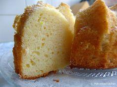Mijn mixed kitchen: Yoğurtlu limonlu kek (frisse yoghurtcake met citroen)