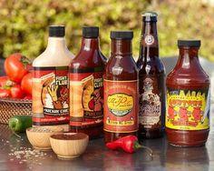 regional bbq sauces.