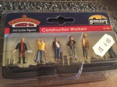 Bachmann construction workers  Acquired 12/09/16 @ Woking MRE