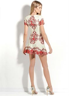 Vestido Colcci Floral - Colcci