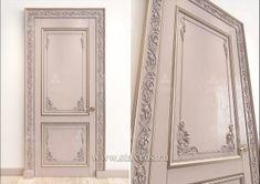 باب منحوتة. زخرفة الأبواب الخشبية المنحوتة - ستافروس