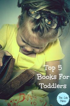 Top 5 Books for Toddlers
