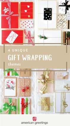 What could be a better way to get you into the Christmas present-wrapping spirit than by checking out these 5 Elegant Holiday Gift Wrap Ideas?! Each featuring their very own thoughtful holiday greeting cards from Target, these themes are sure to make spreading the seasonal cheer to everyone on your shopping list easy and fun. With inspiration for rustic & minimalist wrapping to packages tied up with glittery gold, all your friends & family are sure to appreciate the care you put into each…