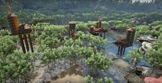 Base Building, Building Ideas, Ark Survival Evolved Bases, Fort Ideas, Video Games, House Ideas, Gaming, Goals, Space