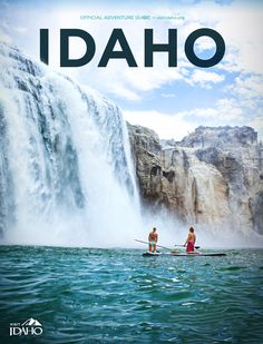 Whether it's a day trip, a long weekend, or the family vacation of a lifetime, explore the Idaho adventures that are right for you. No matter what adventure you choose, you're sure to make lifelong memories in Idaho. Places To Travel, Places To See, Travel Destinations, Monteverde, Montezuma, Nevada, Idaho Hot Springs, Oregon, Surf