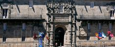 Parador de Santiago de Compostela - One of the most luxurious and beautiful hotels in the Paradores chain is located…