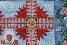 Quilted by Barbara Simons (StoneRidge Quilting), pieced by Karen Boe. Longarm Quilting, Quilts, Blanket, Comforters, Blankets, Quilt Sets, Carpet, Log Cabin Quilts, Quilting